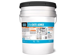 LATICRETE, 73 CRETE ADMIX Additivo per cemento e calcestruzzo