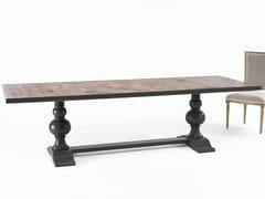 Tavolo rettangolare in legno7312 | Tavolo - BUYING & DESIGN