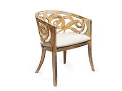 Sedia in legno con braccioli7440 | Sedia - BUYING & DESIGN