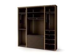 Cabina armadio in legno con illuminazione integrata7500 | Cabina armadio - BELLANI
