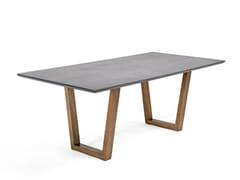 Tavolo rettangolare in legno7713 | Tavolo - BUYING & DESIGN