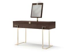 Mobile toilette in legno con cassetto e specchio7927 | Mobile toilette - BELLANI