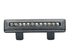Maniglia per mobili in Zamak con cristalli8 1112   Maniglia per mobili - CITTERIO GIULIO