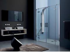 TAMANACO, 8 MILL INFINITY | Box doccia con porta a battente  Box doccia con porta a battente