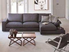 Divano in tessuto con chaise longue 810 FLY | Divano con chaise longue - 810 FLY