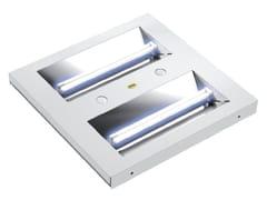 Sanificatore superfici da incasso8302 | Sanificatore a raggi UV-C - MO-EL