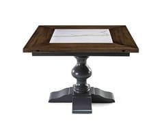 Tavolo quadrato in legno8488 | Tavolo quadrato - BUYING & DESIGN