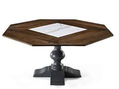 Tavolo ottagonale in legno8488   Tavolo ottagonale - BUYING & DESIGN