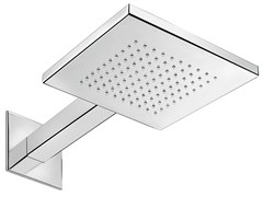Soffione doccia a muro cromato PLAYONE SHOWERS - 8548602 - Playone Showers