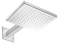 Soffione doccia a muro cromato PLAYONE SHOWERS - 8548622 - Playone Showers