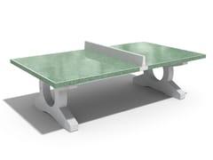 Tavolo da ping pong in calcestruzzo89 | Tavolo da ping pong - ENCHO ENCHEV - ETE