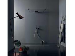 TAMANACO, 8PAR54 Box doccia centro stanza in cristallo