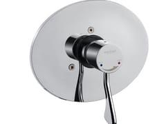 Miscelatore per doccia da incasso termostatico900.42   Miscelatore per doccia - IDRAL