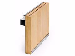 Ceppo coltelli in legno 900211 | Ceppo coltelli - Auxilium