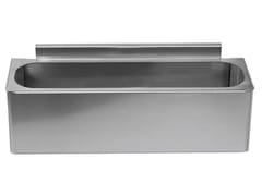 Portabottiglie in acciaio inox 900223 | Portabottiglie - Auxilium
