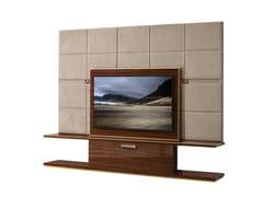 Mobile TV in pelle con ante a ribaltaRICHMOND UPON THAMES | Mobile TV in pelle - BARNINI OSEO