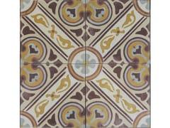 A.Tessieri & C., 914 - ED. 2020 Mattonella in cementina decorata
