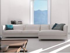 Divano in tessuto con chaise longue 930 ZONE SLIM XL | Divano con chaise longue - 930 ZONE SLIM XL