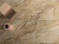 CERAMICHE KEOPE, 9CENTO AURORA BEIGE Pavimento/rivestimento in gres porcellanato effetto marmo
