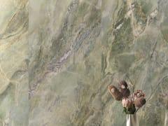CERAMICHE KEOPE, 9CENTO RAGGIO VERDE Pavimento/rivestimento in gres porcellanato effetto marmo
