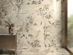 CERAMICHE KEOPE, 9CENTO RIFLESSO BIANCO Pavimento/rivestimento in gres porcellanato effetto marmo