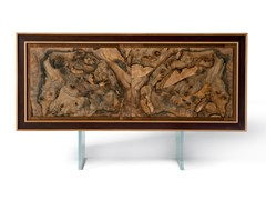 Madia in legno con ante a battenteA-110 | Madia - DALE ITALIA