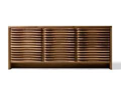 Madia in legno in stile moderno con ante a battenteA-121 | Madia - DALE ITALIA