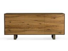 Madia in legno con ante a battenteA-141 | Madia - DALE ITALIA