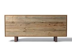 Madia in legno con ante a battenteA-143 | Madia - DALE ITALIA