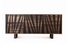 Madia in legno con ante a battenteA-144 | Madia - DALE ITALIA