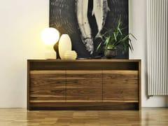 Madia in legno con ante a battenteA-150 | Madia - DALE ITALIA