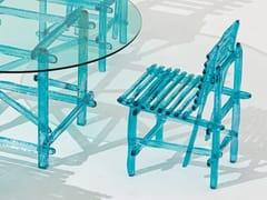 Sedia da esterni in policarbonatoA'MARE | Sedia da esterni - EDRA