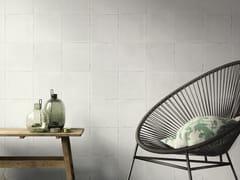 Pavimento/rivestimento in gres porcellanato per interniA_Mano   Bianco antico - CERAMICHE RAGNO