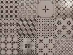 Decoro per pavimento/rivestimentoA_Mano | Mix Ardesia - CERAMICHE RAGNO