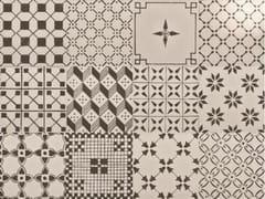 Decoro per pavimento/rivestimentoA_Mano | Mix Crema - CERAMICHE RAGNO