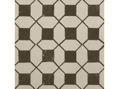 Decoro per pavimento/rivestimentoA_Mano | Tappeto 1 Crema - CERAMICHE RAGNO