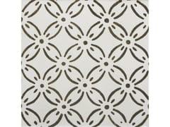 Decoro per pavimento/rivestimentoA_Mano | Tappeto 2 Bianco antico - CERAMICHE RAGNO