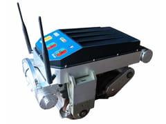 Scanner rilevatore di difetti robotizzato per ispezioniA2072 INTROSCAN - NOVATEST