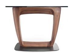 Consolle in legno e vetroAARON | Consolle - PACINI & CAPPELLINI