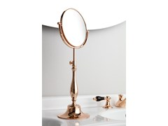 Specchio ingranditore da appoggioAB225 | Specchio ingranditore - BLEU PROVENCE