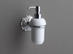 Dispenser sapone da parete in ceramicaDECOR | Dispenser sapone da parete - BLEU PROVENCE