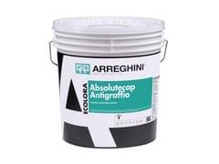 Pittura protettiva antigraffio superlavabileABSOLUTECAP ANTIGRAFFIO - CAP ARREGHINI