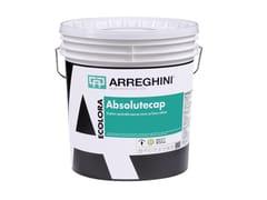 Pittura di alta qualità superlavabile per internoABSOLUTECAP - CAP ARREGHINI