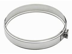 ATRITUBE, AC-COS® Collare e supporto per canalizzazione in acciaio inox