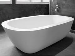JEE-O, ACANTHUS Vasca da bagno centro stanza ovale