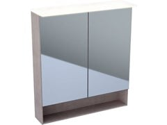 Geberit, ACANTO | Specchio con contenitore  Specchio con contenitore