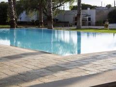 PRIMICERI MANUFATTI, ACAYA GRIGIO FUMO Pavimento in pietra