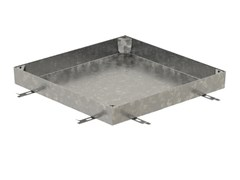Chiusino e griglia per impianto idrosanitario ACCESS COVER PAVING SG - 80 MM - A15 - ACO Access Covers