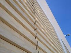 Rivestimento di facciata in Accoya®ACCOYA® CLADDING - SAPIENS