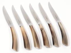 Set di posate in acciaio inoxACGKNBB980AS | Coltello - OFFICINE GULLO